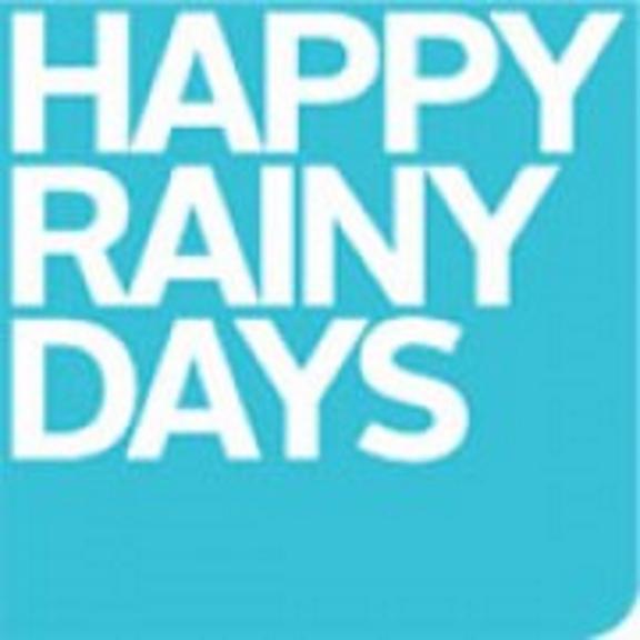 Korting bij Happy Rainy Days